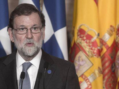 Spanish PM Mariano Rajoy.
