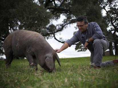 Manuel Murga in Texas.