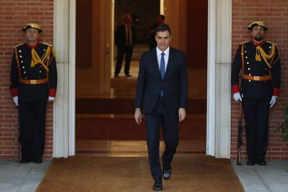 Spain's new Prime Minister Pedro Sanchez.
