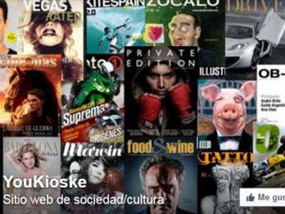 YouKioske's Facebook profile image.