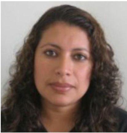 Carmen Mireya Alarcón Rivera, the fugitive arrested by police in Barcelona.