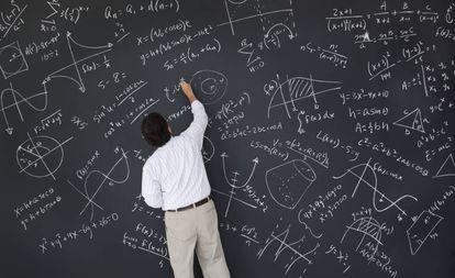 Math is increasingly popular among high school graduates.