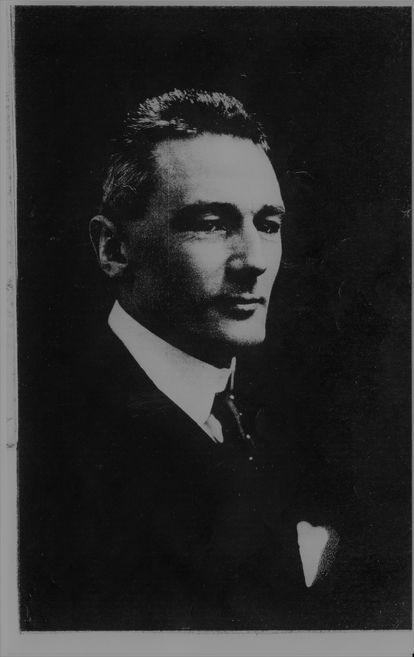 Hugh Pakenham Borthwick in November 1911.