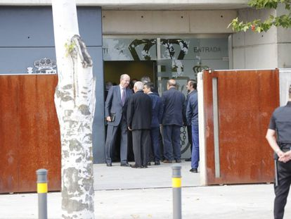The Bankia credit card trial began on Monday.