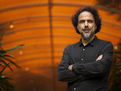Alejandro González Iñárritu, director of 'Birdman.'