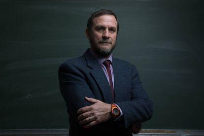 Psychologist José Luis González.