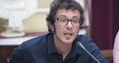 Cádiz Mayor José María 'Kichi' González.