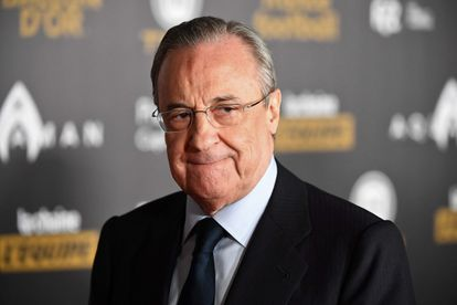 Florentino Pérez, the president of Real Madrid.