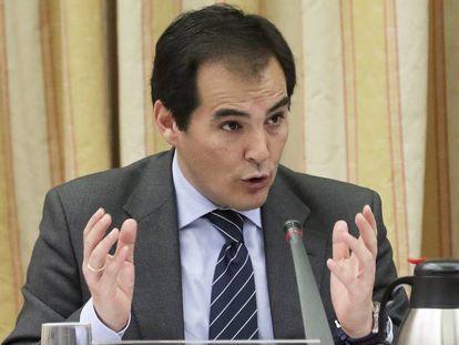 Spanish State Secretary for Security José Antonio Nieto.
