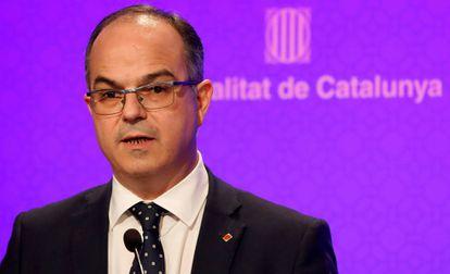 Jordi Turul is set to be sworn in as the next Catalan premier.