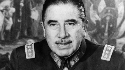 General Augusto Pinochet, who ruled Chile beween 1973 and 1990.