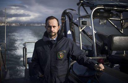 Jaime Gayá, head of customs in Galicia.
