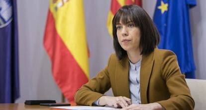Diana Morant, mayor of Gandia, will now head the science and innovation ministry