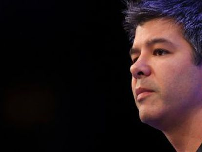 Uber CEO Travis Kalanick says the service will be good for Madrid.
