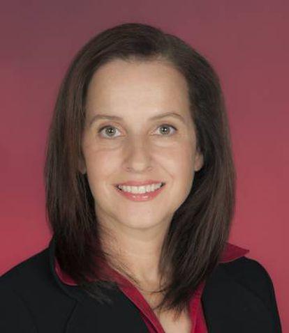 The neuroscientist Susana Martínez-Conde.