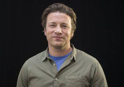 British chef Jamie Oliver.