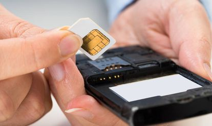 SIM card theft is a growing problem, says the Spanish Civil Guard.