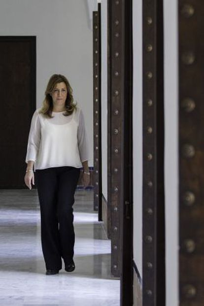 Premier-elect Susana Díaz will likely have a tough time ruling over Andalusia.
