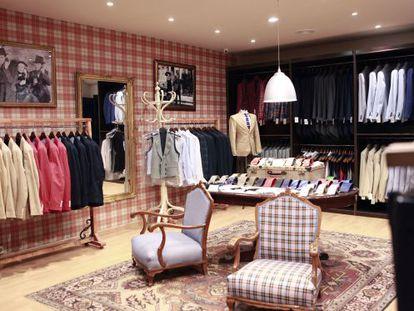 A store from the Silbon fashion chain.