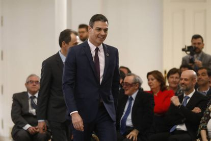 Spanish PM Pedro Sánchez has introduced social spending measures.