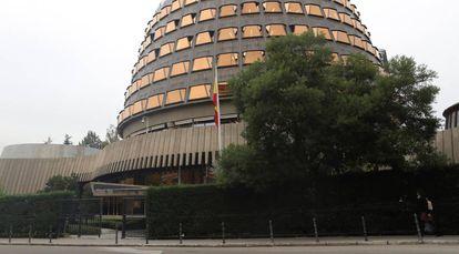 Spain's Constitutional Court, in Madrid.