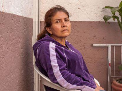 Doctors used the experimental device on Yolanda Guerrero in 2004.
