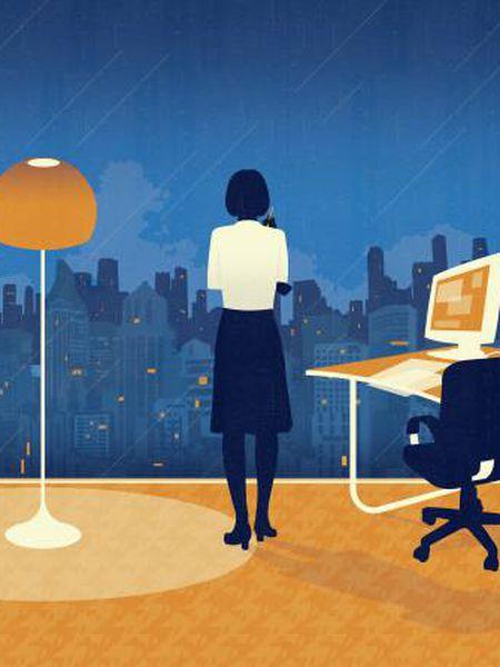 Women are still underrepresented in top management.