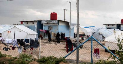 Three Spanish women at the Al Hol camp in Syria said they want to go home, where they could be prosecuted for having joined ISIS.
