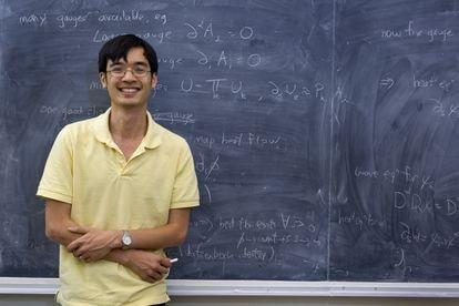 Australian mathematician Terence Tao.