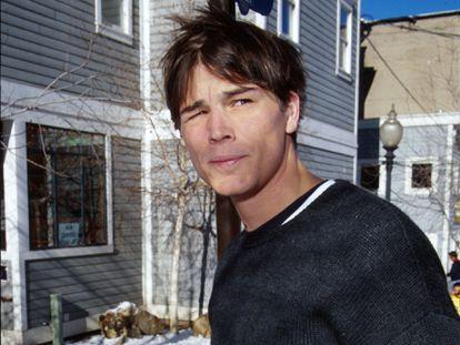 Josh Hartnett at the Sundance Festival in 2000.