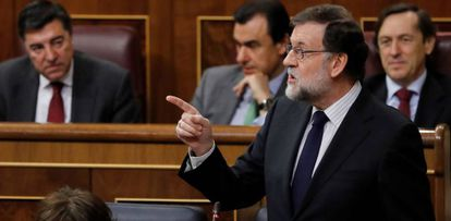 PM Mariano Rajoy was expecting a new Catalan government to be formed by now.
