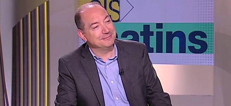 Vicent Sanchís, director of TV3.