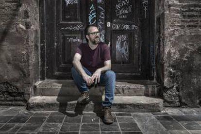 Documentary maker Rafa Molés.