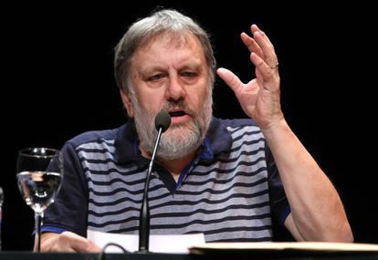 Zizek's thoughts appeal to disaffected twenty and thirtysomethings.