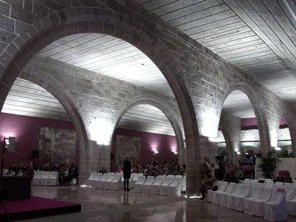 The cabinet meeting will be held in Llotja de Mar.