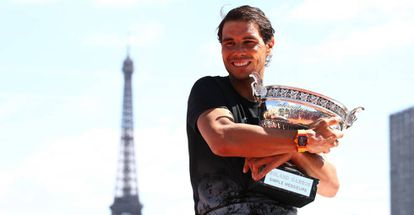 Nadal says injuries have been the most difficult part of his stellar career.