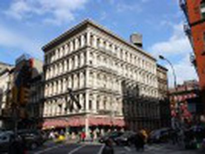 Founder of clothing giant Inditex, and world's second-richest man, pays €133 million for Manhattan landmark