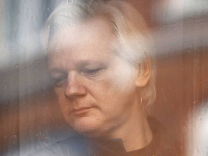 Julian Assange has been an outspoken supporter of Catalan independence.