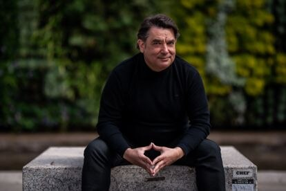 Fernando Monzón, manager of digital marketing agency 3Lemon, in Zaragoza.