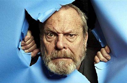 Terry Gilliam portrayed in his book Gilliamesque.