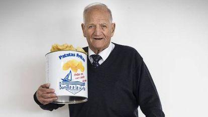 César Bonilla, the son of Salvador Bonilla who founded the brand.