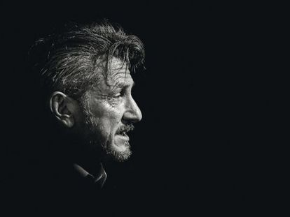 Sean Penn made the comments during an interview for new Barcelona-shot movie 'The Gunman.'