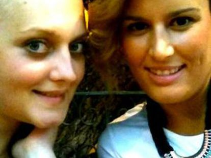 The dead bodies of missing Marina Okarynksa and Laura del Hoyo were found on Wednesday night.