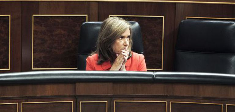 Ana Mato in Congress.