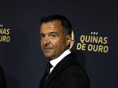 Jorge Mendes has clients including Cristiano Ronaldo and José Mourinho.