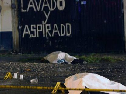 The state of Guerrero has been dubbed Mexico's Iraq.