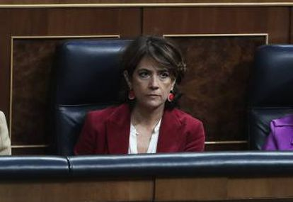 Dolores Delgado, the former justice minister, has been nominated to become the new prosecutor general.