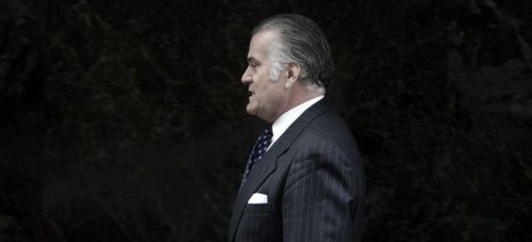 Ex-PP treasurer Luis Bárcenas.