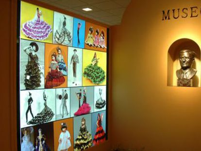 The museum devoted to Muñecas Marín's creations is all that remains.