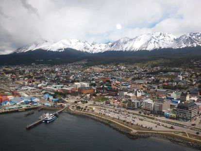 Ushuaia, in Argentinian Patagonia, is the southernmost city in the world.